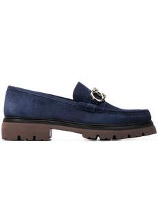 Ferragamo Gancini classic loafers