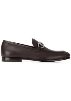 Ferragamo Gancini detail loafers