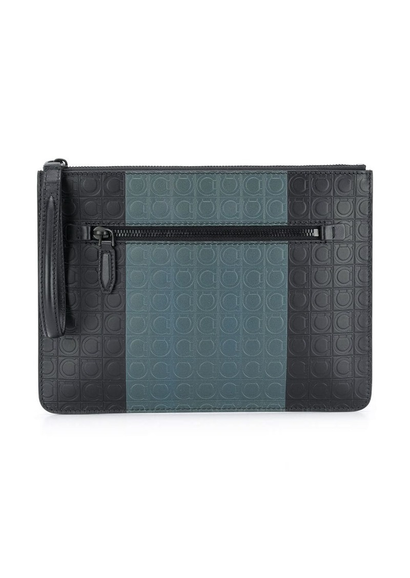 Ferragamo Gancini Document holder