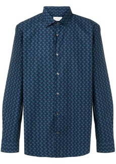Ferragamo Gancini embroidered shirt