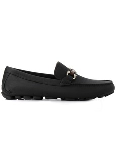 Ferragamo Gancini horse-bit loafers