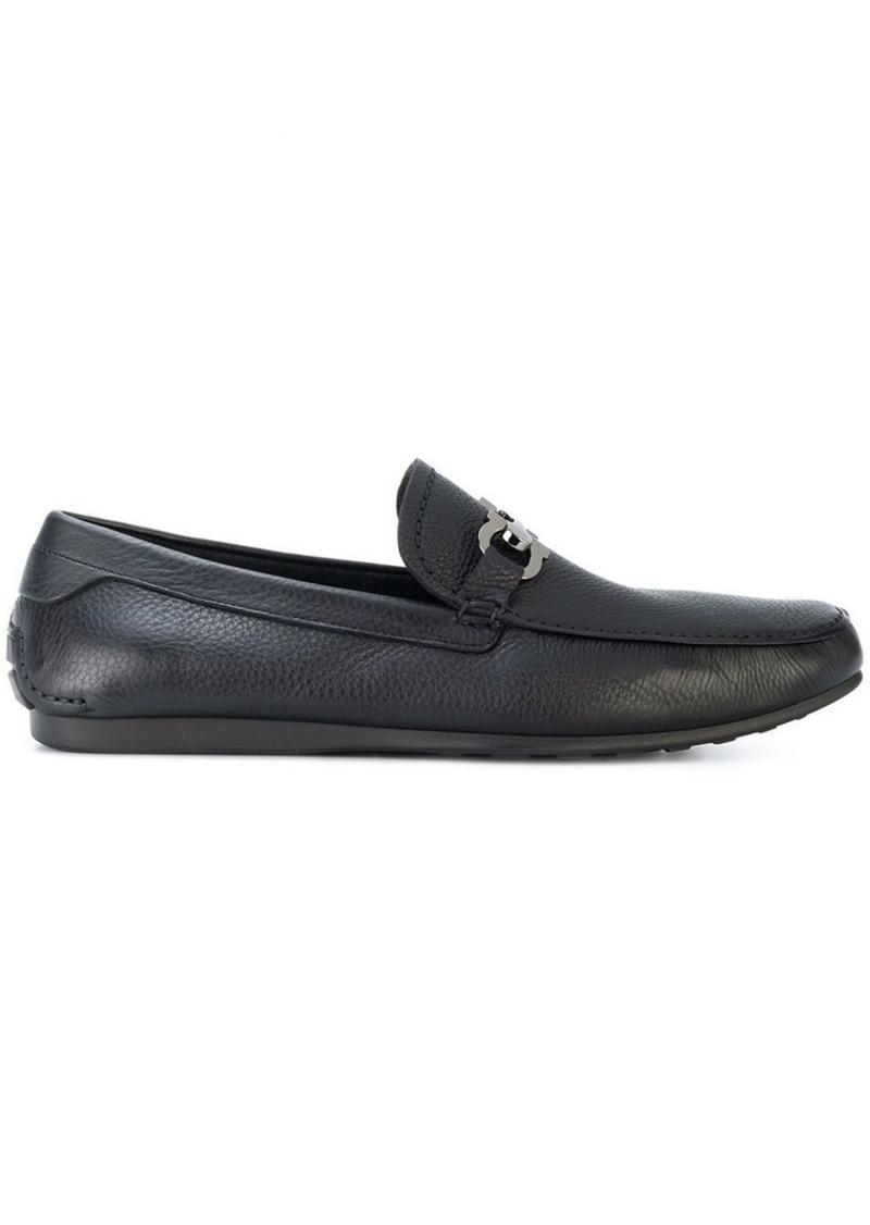 Ferragamo Gancini horsebit loafers