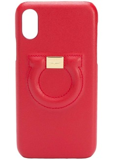 Ferragamo Gancini iPhone X cover