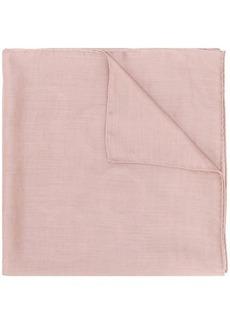 Ferragamo Gancini jacquard shawl