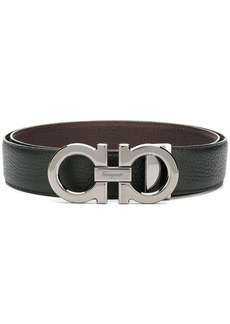 Ferragamo Gancini leather belt