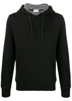 Ferragamo Gancini lining hoodie