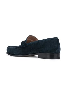 Ferragamo Gancini low-heeled loafers