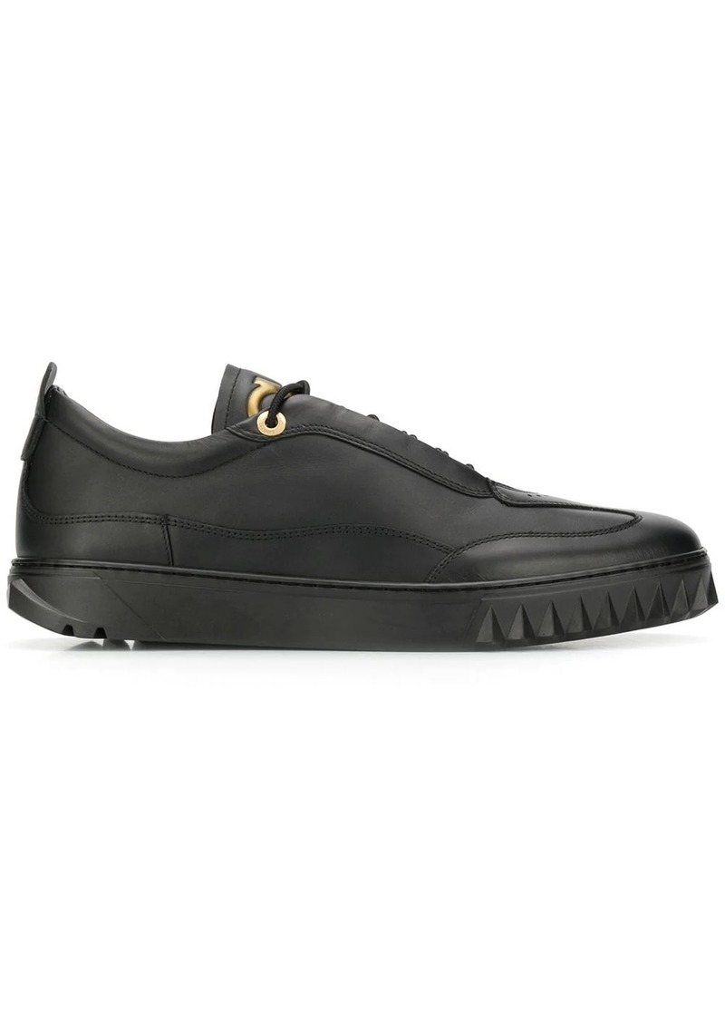 Ferragamo Gancini low-top sneakers