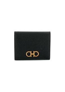 Ferragamo Gancini mini wallet