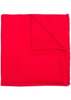 Ferragamo Gancini pattern scarf