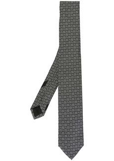 Ferragamo Gancini-pattern tie