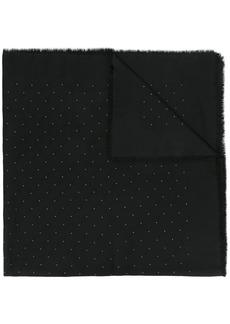 Ferragamo Gancini print scarf