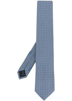 Ferragamo Gancini-print tie