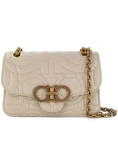 Ferragamo Gancini quilted shoulder bag