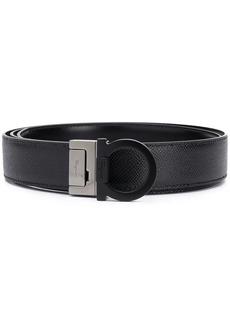 Ferragamo Gancini reversible belt