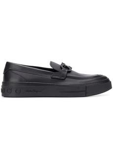 Ferragamo Gancini slip-on sneakers