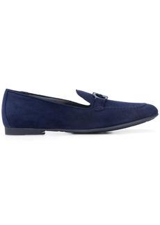 Ferragamo Gancini-strap loafers