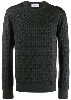Ferragamo Gancini sweater