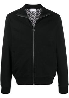 Ferragamo Gancini zip jacket