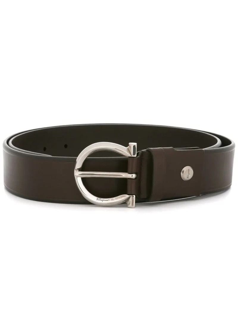 Ferragamo Gancino buckle belt