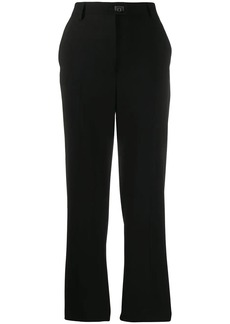 Ferragamo Gancino lock trousers