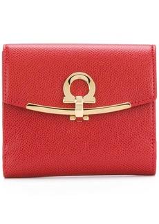 Ferragamo Gancio clasp wallet