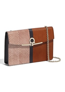 Ferragamo Gancio Clip Mini Shoulder Bag