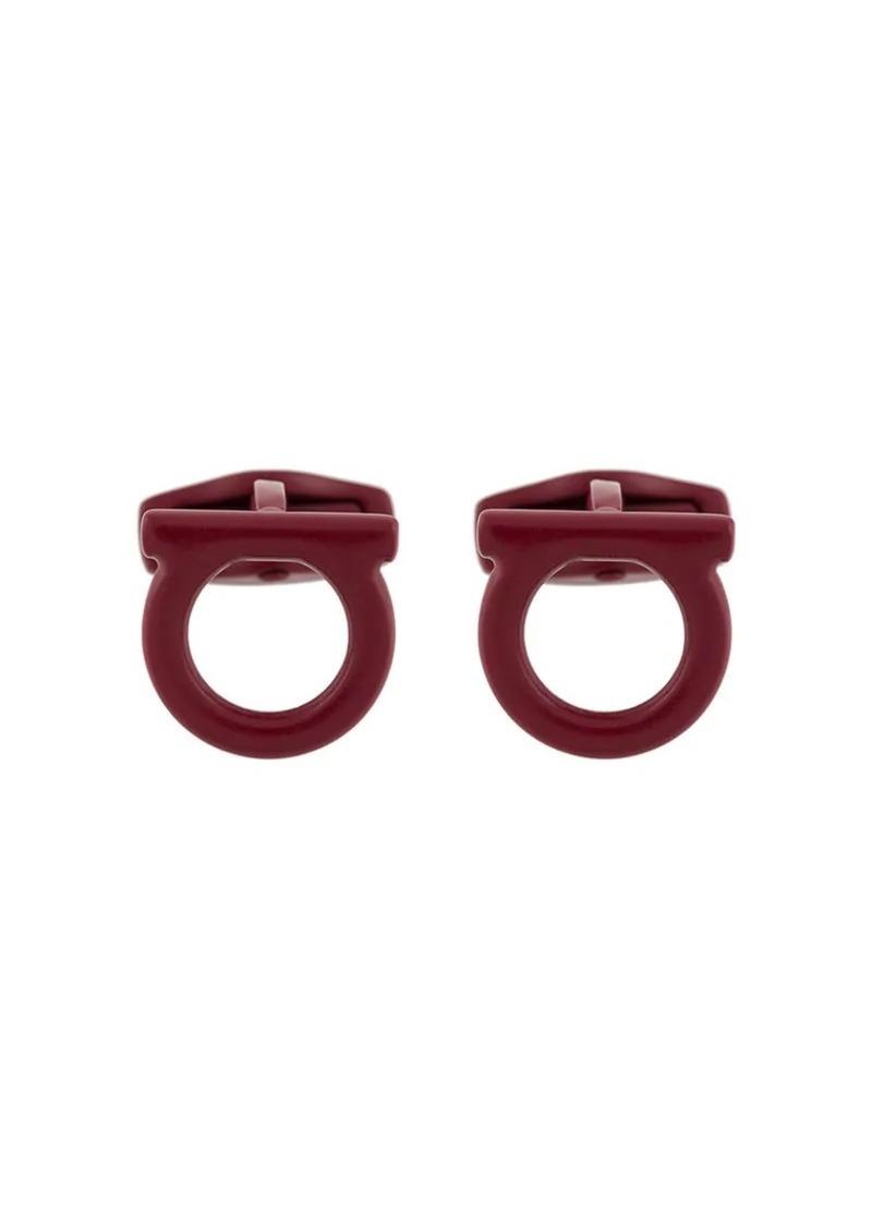 Ferragamo Gancio cufflinks