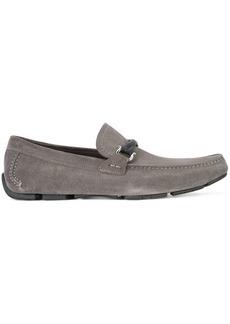 Ferragamo Gancio detail loafers