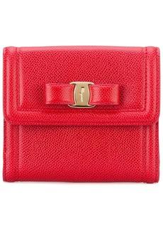 Ferragamo Gancio French continental wallet