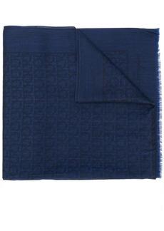 Ferragamo Gancio jacquard scarf