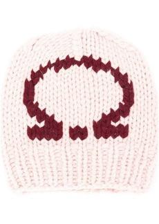 Ferragamo Gancio knitted beanie