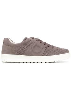 Ferragamo Gancio lace-up sneakers