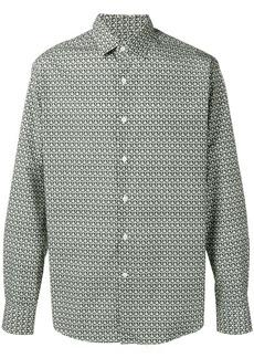 Ferragamo Gancio pattern shirt