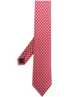 Ferragamo Gancio pattern tie