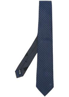 Ferragamo geometric print tie