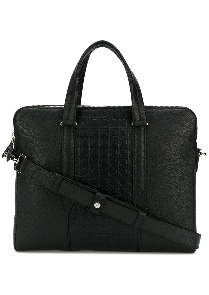 Ferragamo Giancini briefcase
