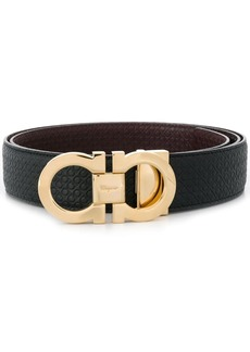 Ferragamo gold-tone buckle belt