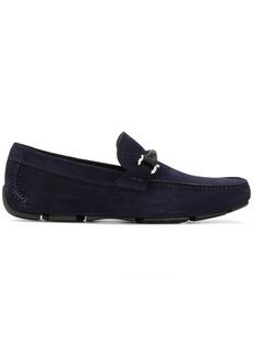 Ferragamo Granprix Gancini horsebit loafers