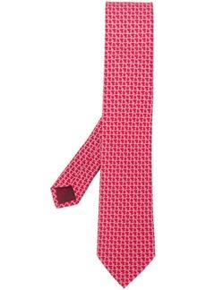 Ferragamo graphic print tie