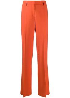 Ferragamo high-rise straight-leg trousers