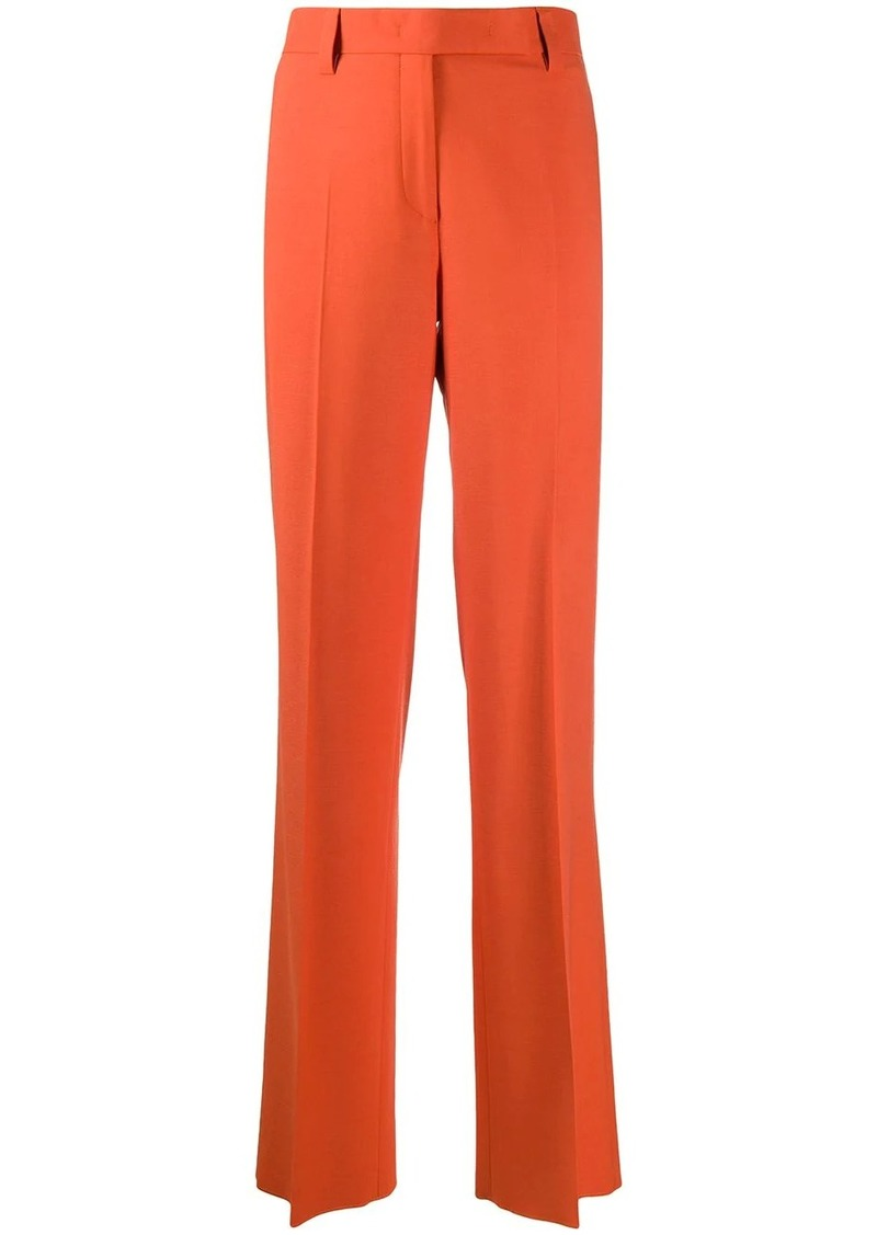 Ferragamo high-rise straight-leg trousers
