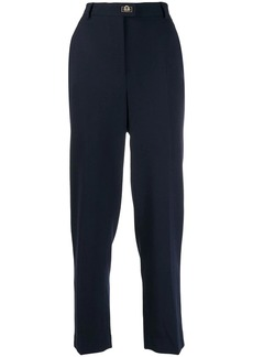 Ferragamo high-waisted trousers