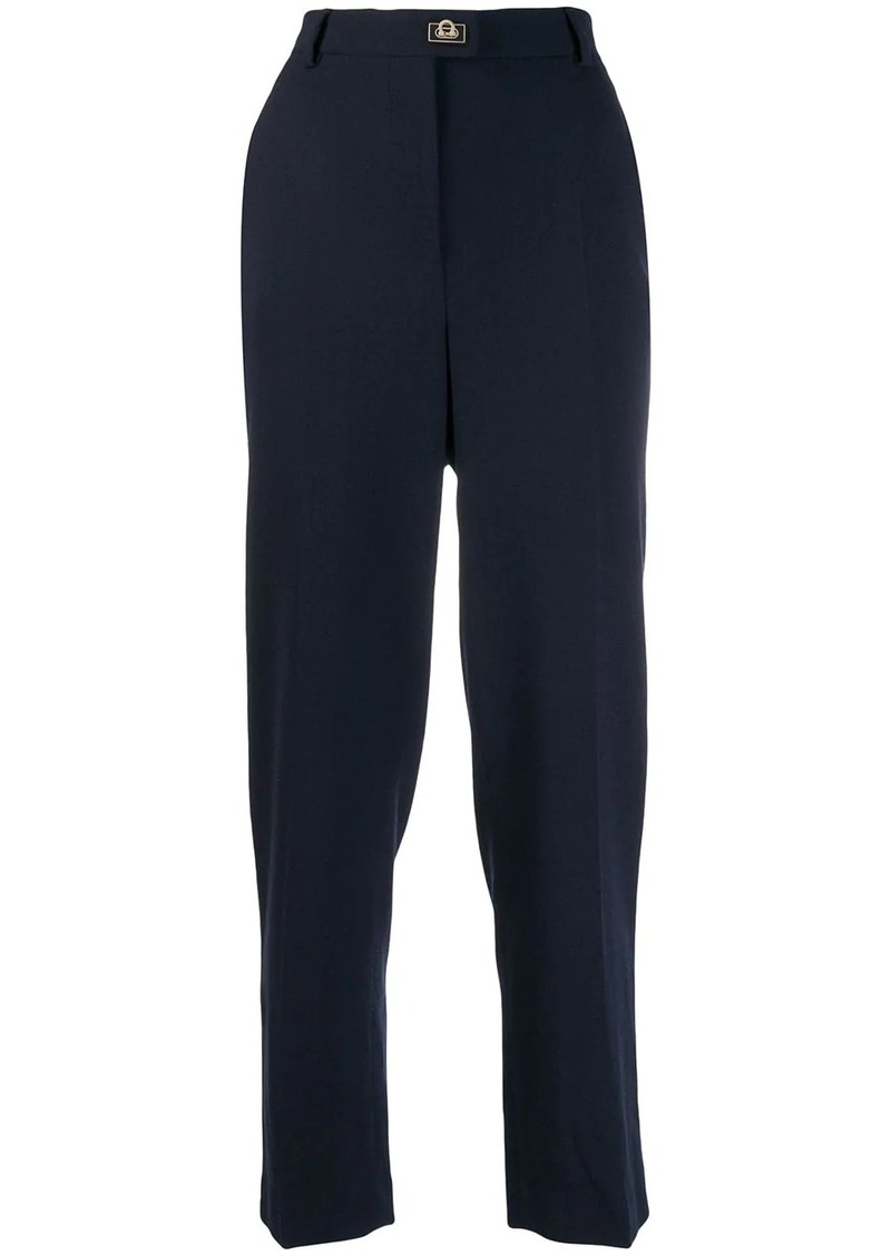 Ferragamo high-waisted trousers