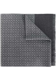 Ferragamo Interlocked Gancini scarf