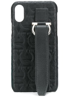 Ferragamo iPhone X Gancini phone case