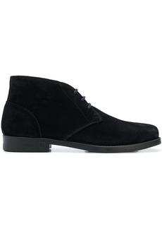 Ferragamo lace-up desert boots