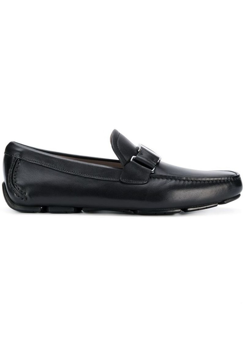Ferragamo lace-up loafers