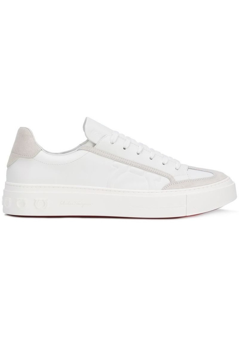 Ferragamo lace-up sneakers