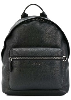 Ferragamo leather backpack